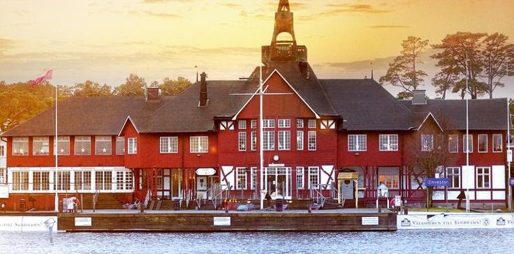 The hotel | Sandhamn Seglarhotell
