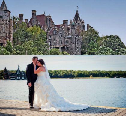 boldt castle wedding and cruise