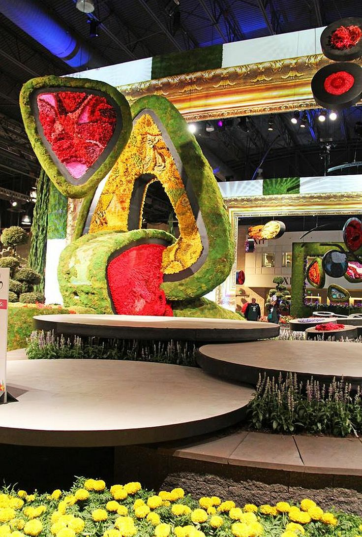 Super eveniment! Artă și horticultură la cea mai mare expoziție florală din lume