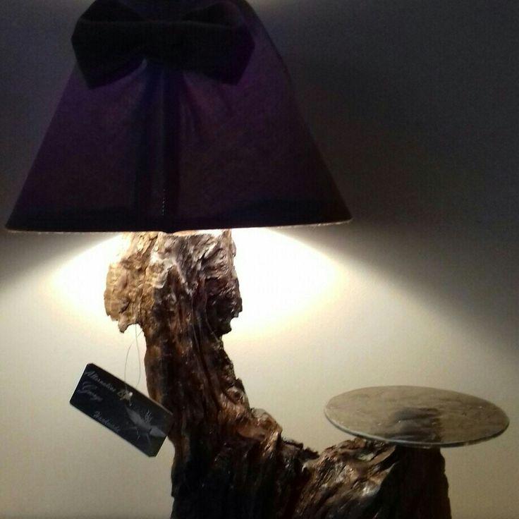 Lovely Handmade Table Lamp !!!! ☺☺☺☺☺❤❤❤💋💋💋