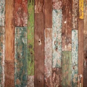 Using recycled timber for your interior design - head board idea