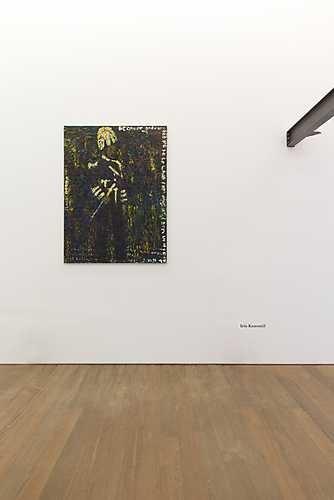 Iris Kensmil, Marcus Garvey (2008). © Jordi Huisman, Museum De Paviljoens