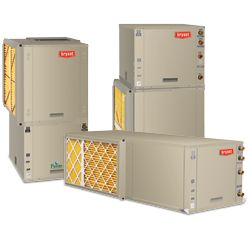 Geothermal Heat Pumps - Bryant - High Effeincy Geothermal Unit for Excellent Performance