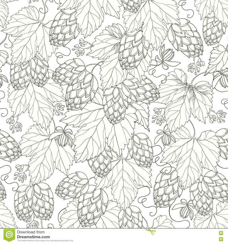 500 best Patterns images on Pinterest Doodles, Quilt patterns - loose leaf template