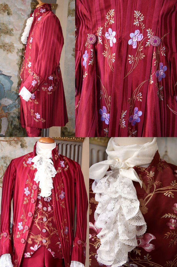 Costume periodo Luigi XVI, by Scatola Magica