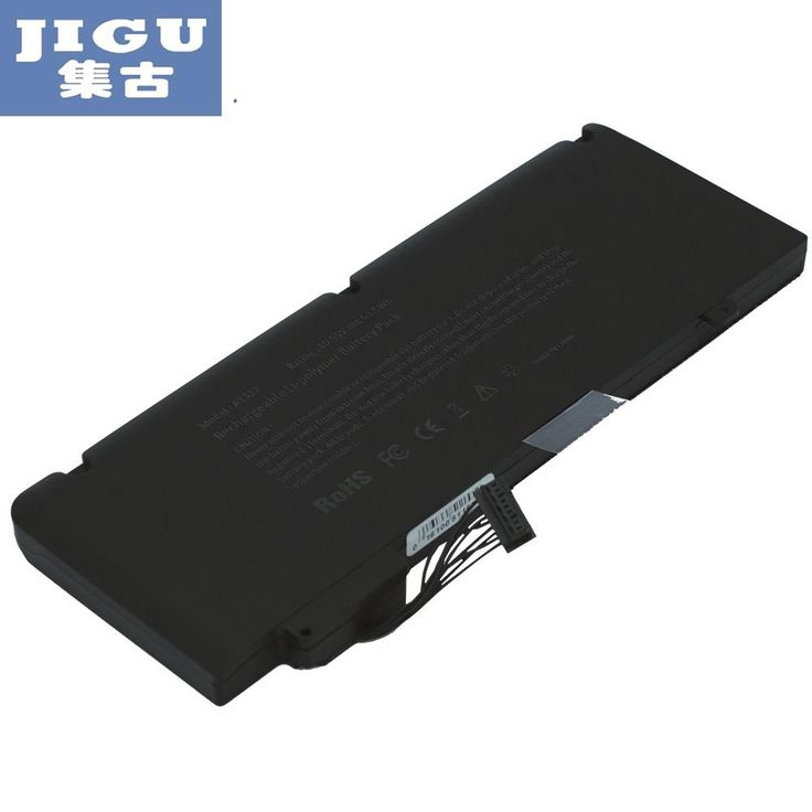 """JIGU [Special Price] NEW  Laptop Battery For Apple MacBook Pro 13"""" MB991LL/A MB991LL/A, Replace:A1322 battery"""