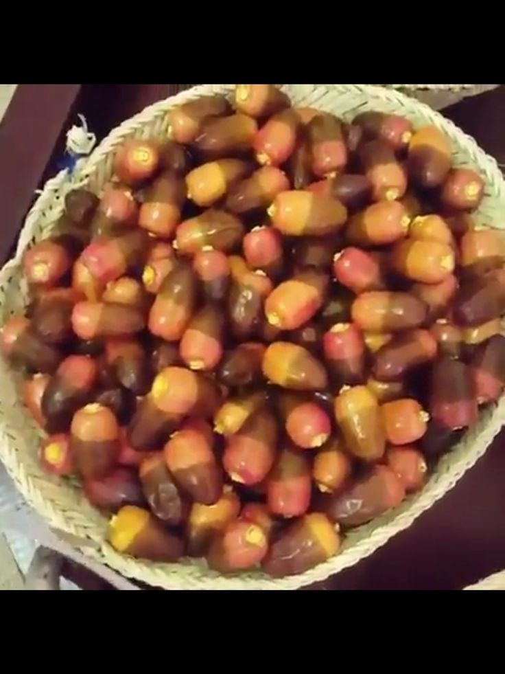 Arabic dates.👍