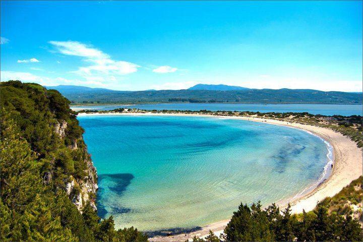 Βοϊδοκοιλιά-Πύλος!  Μια από τις πιο γοητευτικές παραλίες της ΕΛΛΑΔΑΣ!