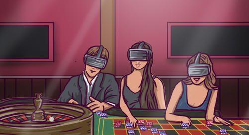 Virtuell Virkelighet - Nye Ansikt av Online Casino Industri