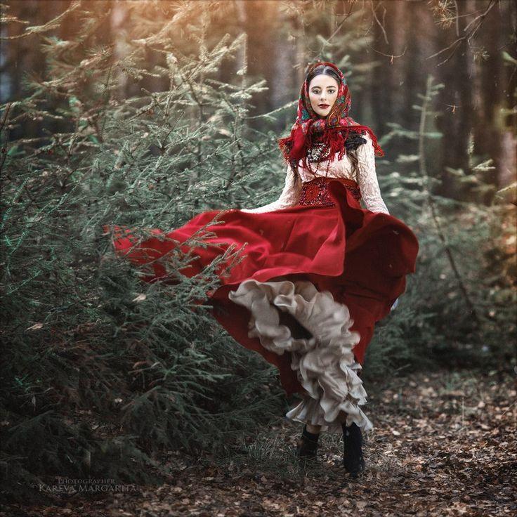 Matrioshka by Margarita Kareva - Photo 129290841 - 500px  #матрешка #русский #стиль