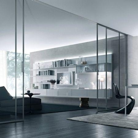 Glastrennwand, Tv Wände, Schiebetüren, Schiebetürsysteme, Home Design, Haus  Innenarchitektur, Wandmöbel, Weinberg, Fenster