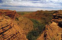 Quantas 3 day tour Uluru to Alice Springs eg 10 Mar £471 pp hotel excl food Desert Gardns/EMU walk & Kings Canyon