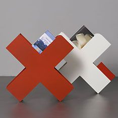 top3 by design - Mox - Charles O Job - bukan magazine rack black