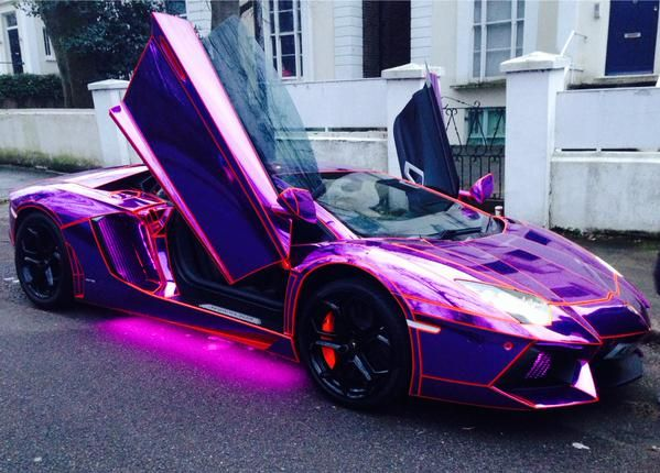 Ksi's Lambo pretty cool if you ask me