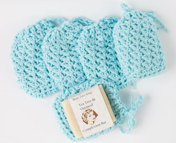 Knitted Soap Holder Pattern : 85 best images about Soap Pouches & Scrubbie Patterns on Pinterest Free...