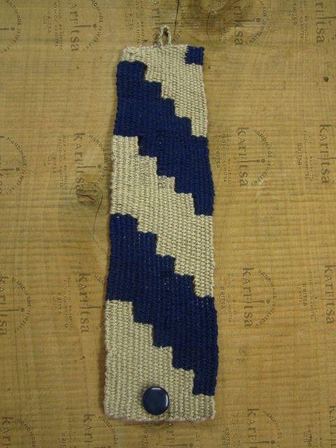 micro weaving handmade bracelet