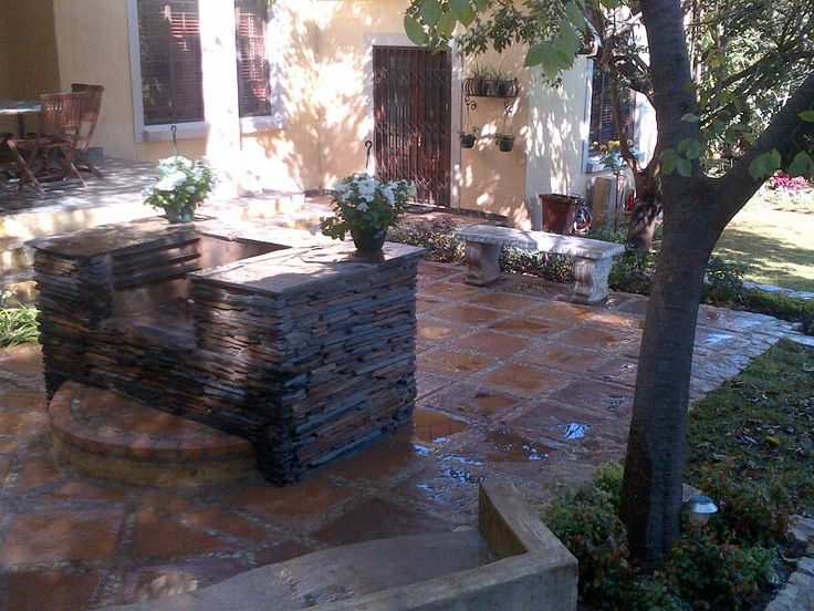 South african garden design ideas