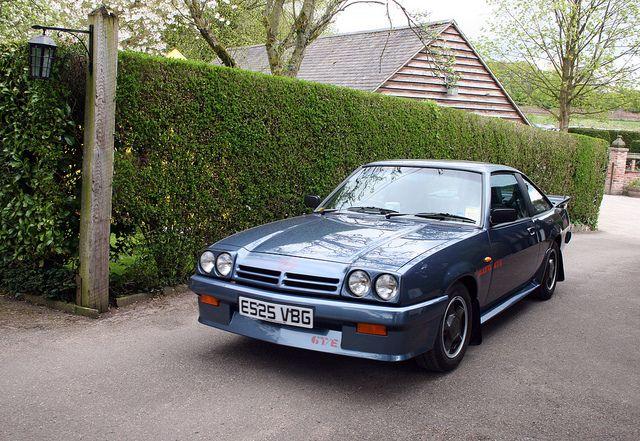 Opel Manta GT/E Exclusive