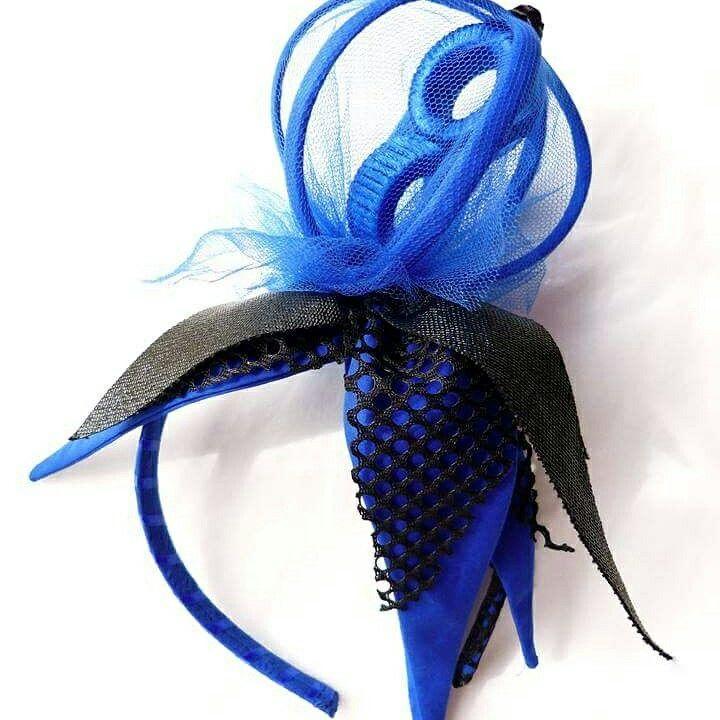 Royal Blue Crown