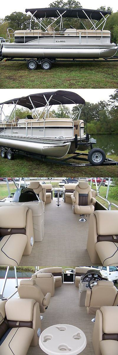 boats: Lowe Ss230 Wt Tri-Toon Powered By A Mercury 150 4S And Trailer-Huge Deals -> BUY IT NOW ONLY: $37999 on eBay!