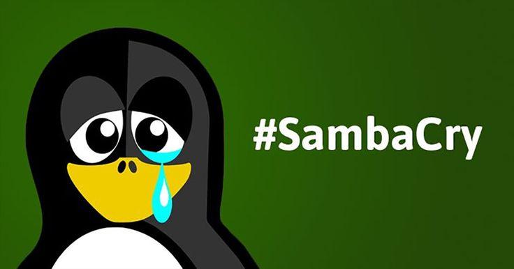 SambaCry: quando ad essere preso di mira dagli hacker è il mondo Linux.