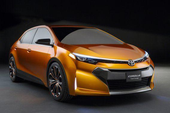 Toyota a dévoilé son prototype Furia au Salon de l'auto de Detroit et révélé que cette voiture-concept donne une bonne indication du look extérieur de la prochaine génération de la Corolla.