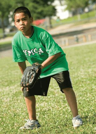 Youth Baseball and Tee Ball   Southwest Family YMCA   Ages 4-5   $12 per 1-hour session