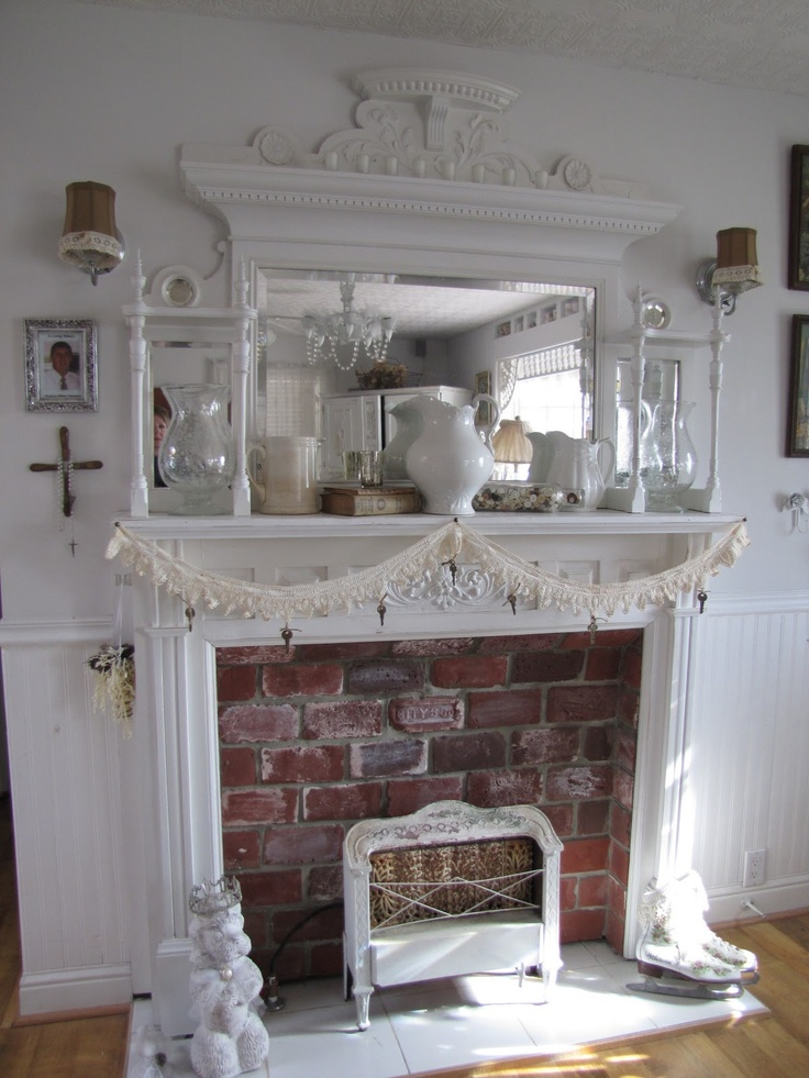 17 Best Images About Mantles On Pinterest Fireplaces