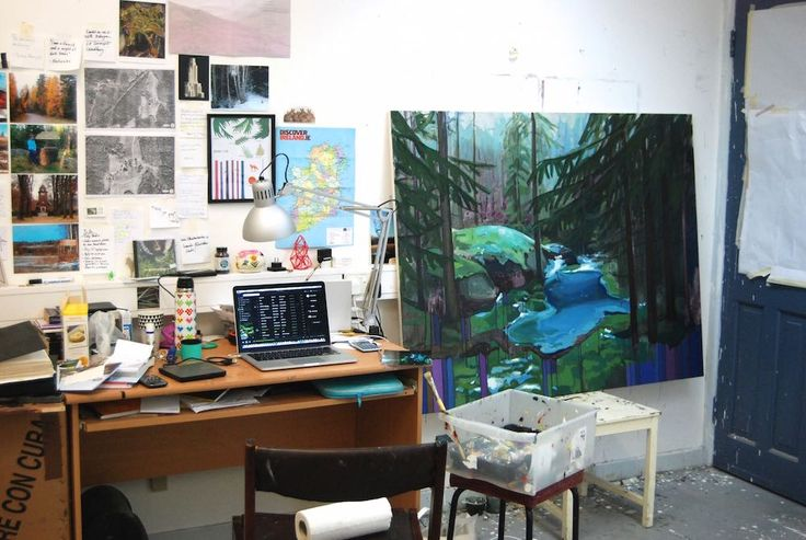 A Painterly Point of View. Interview with artist Cecilia Danell