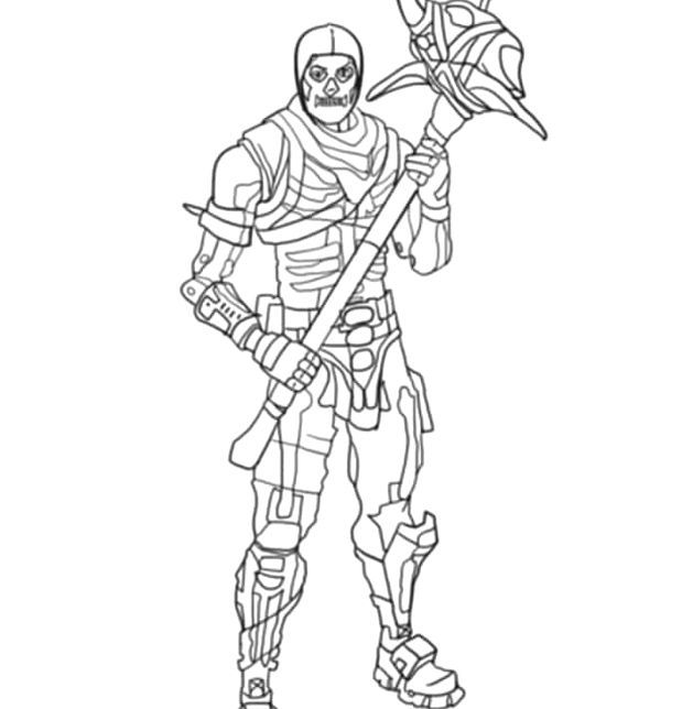 Fortnite Coloring Pages Skull Trooper Fortnite Coloring Pages Skull Trooper From Fortnite Coloring Pages Printable Fortnite Game Has Become A Worldwide Hit S