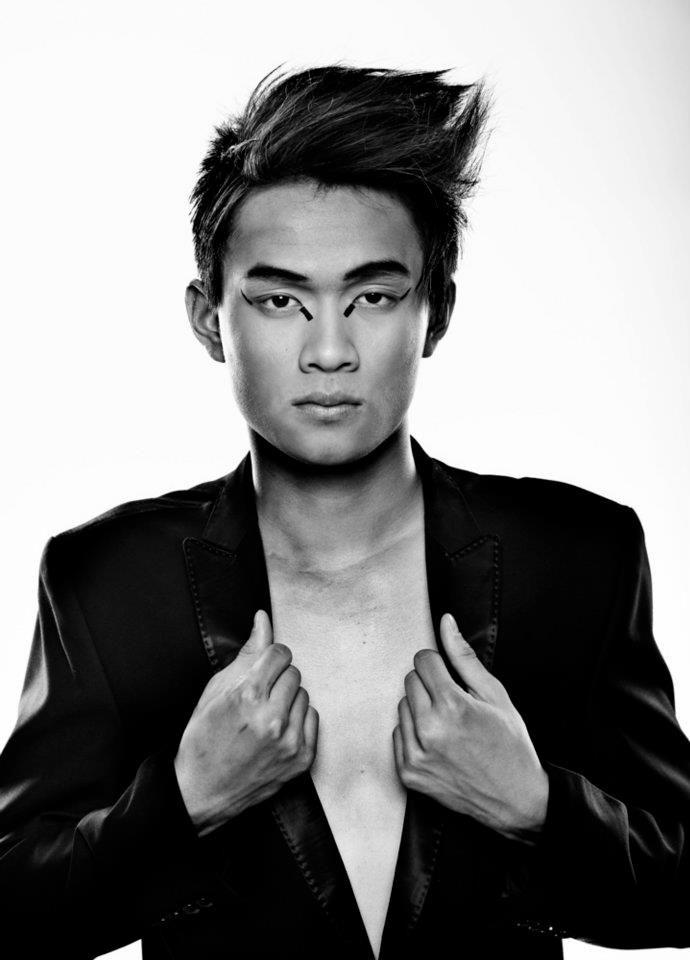 fot: Krzysztof Bednarski model: Hoang Tung MUA: Katarzyna Munzar Hairstyle: Michał Weker