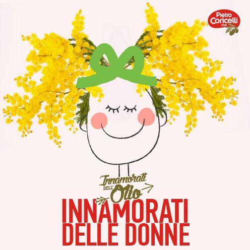 Auguri a tutte le #donne  #pietrocoricelli #innamoratidellolio #olioevo #oliveoil #food #8marzo #woman