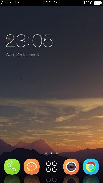 Download Evening Sunset Free Android Theme 40576 From Android