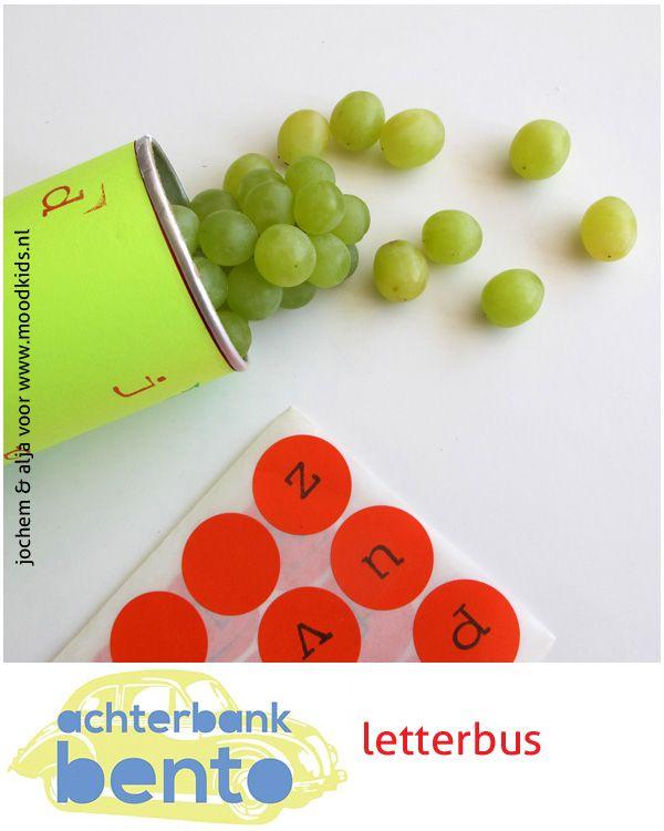 Letterbus BENTO – Moodkids