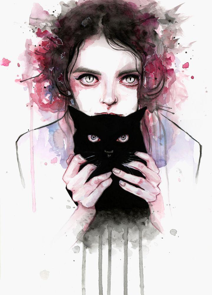 Catwoman by Tomasz-Mro.deviantart.com on @DeviantArt