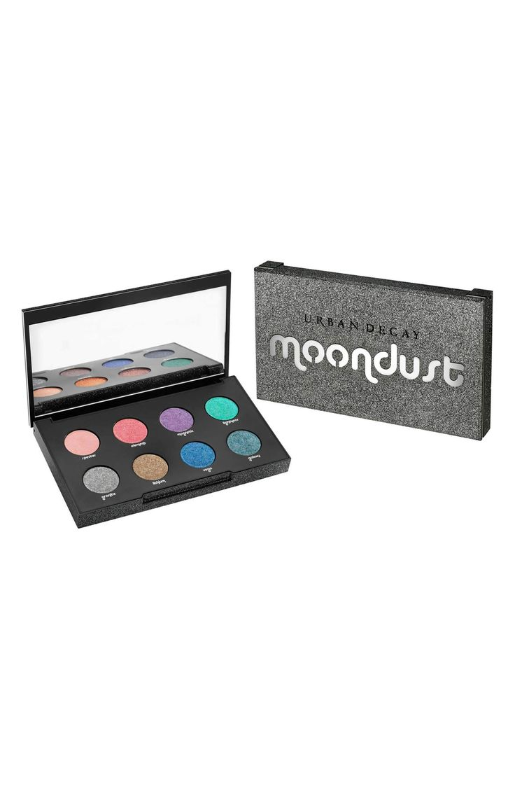 Urban Decay Moondust Eyeshadow Palette New In Box