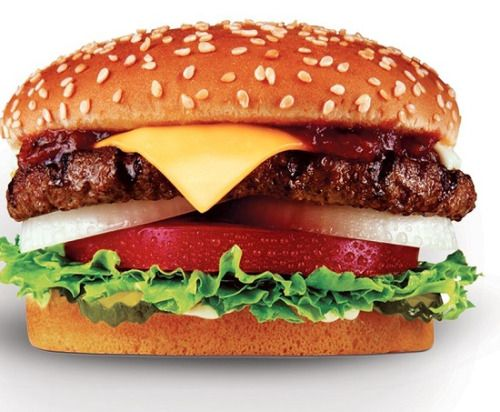 How To Make  Carls Jr. Famous Star