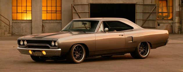 Hammer – 1970 Plymouth Road Runner | AmcarGuide.com - American muscle car guide