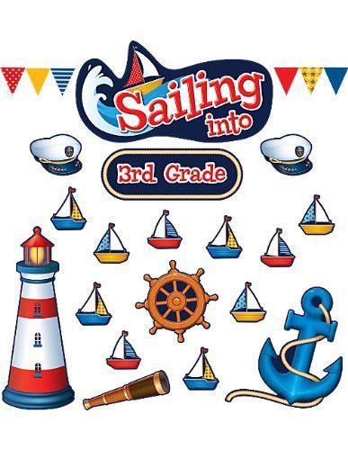 Sailing Into.. Bulletin Board