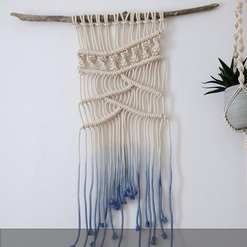 60 best Makramee images on Pinterest Cool ideas, Craft and Knot - gardinen muster f amp uuml r wohnzimmer