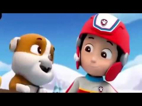 Paw Patrol full Episodes English - Animation Movies For Kids 2016 - Pups...