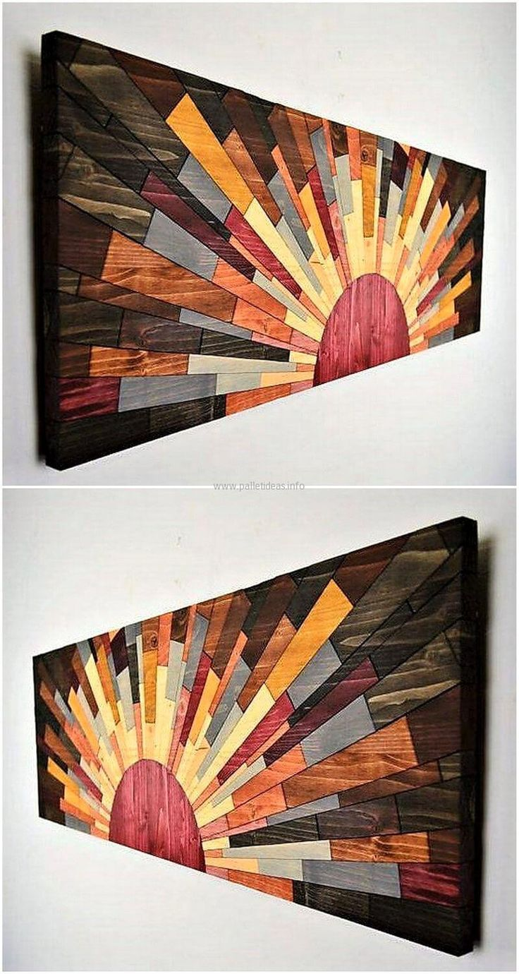 25 unique love wall art ideas on pinterest kitchen wall canvas creative realizations with recycled wooden pallets amipublicfo Gallery