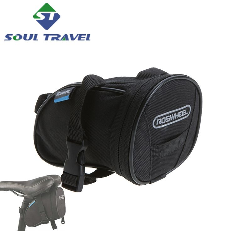 Rushed Real Roswheel Rainproof Mountain Road Bicycle Tail Bag Rear Saddle Bike Pouch Cycling Seat Bags Accessories Bolsa