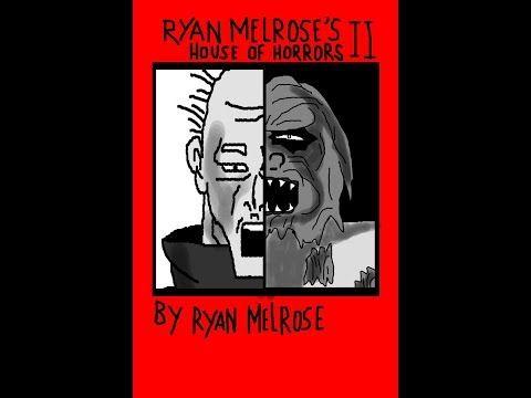 RM Comics: Homemade Comic: Ryan Melrose's House Of Horrors 2 ...