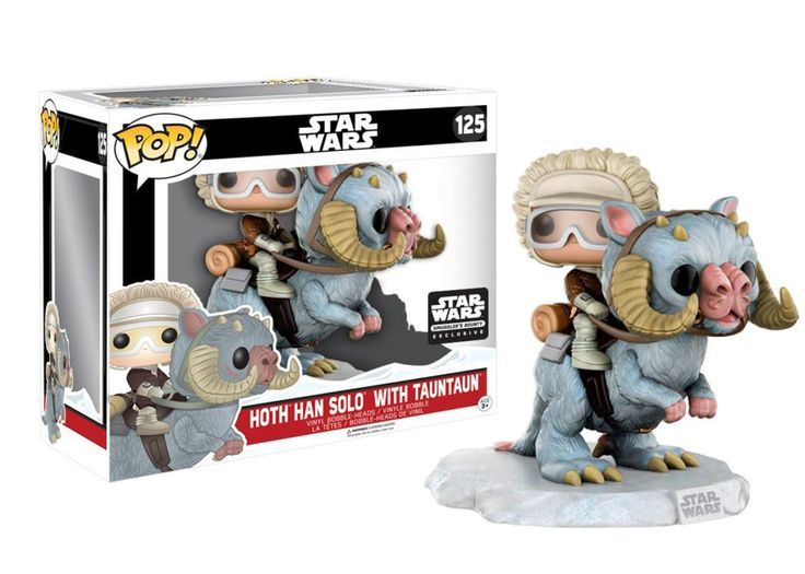 Have you seen this?? Star Wars - Smugg... don't miss out http://www.collekt.co.uk/products/star-wars-smugglers-bounty-hoth-han-solo-with-tauntaun-125?utm_campaign=social_autopilot&utm_source=pin&utm_medium=pin #Funko #funkopop #Funkouk