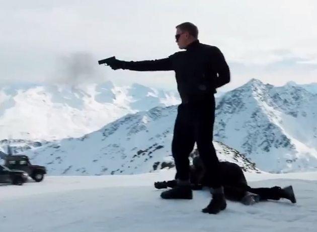 Tres Personas Resultaron Heridas Durante El Rodaje De La Nueva Película De James Bond