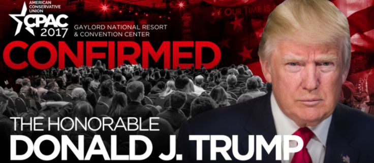Trump Scores Big in CPAC Straw Poll