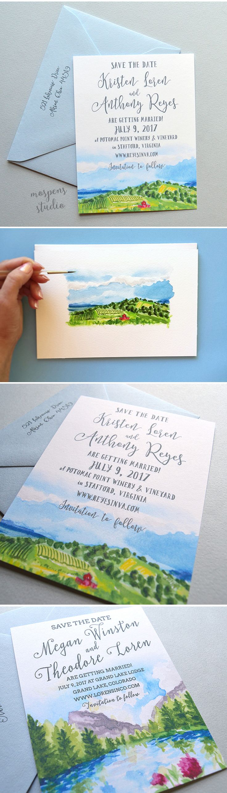 279 Best Pretty Wedding Inspo Images On Pinterest Watercolor
