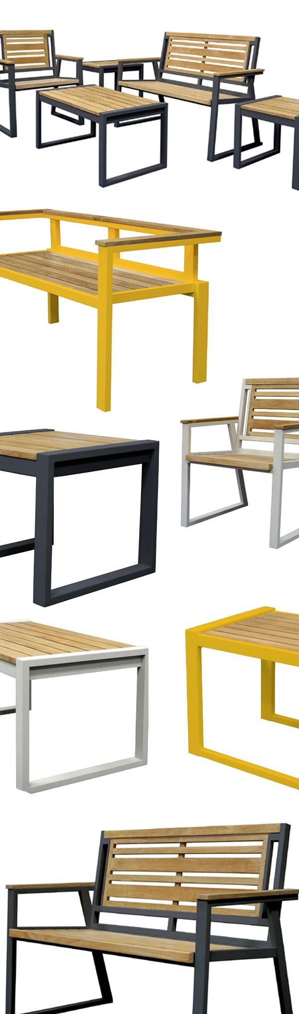 Find Your New Patio Set At Urbilis.com! Our Teak Furniture Line Features A