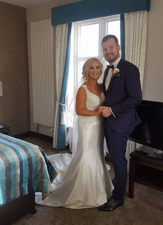 Congratulations to Michaela & Danny who get married here on Saturday ♡